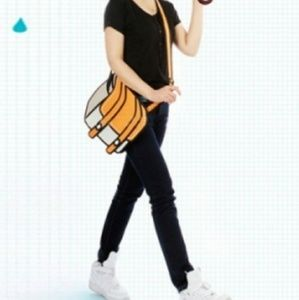 2D Messenger Bag